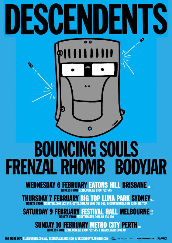 Frenzal Rhomb Tour