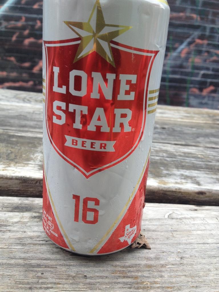 Lone Star Beer True Detective