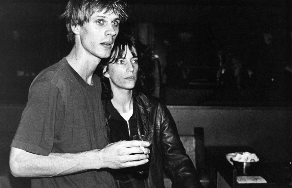 Image result for tom verlaine richard hell